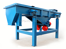 linear vibrating screen supplier